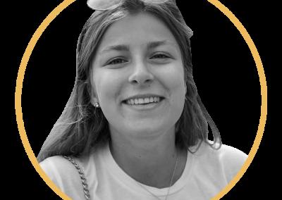 Amber Van der Vinck | Kinesitherapeut